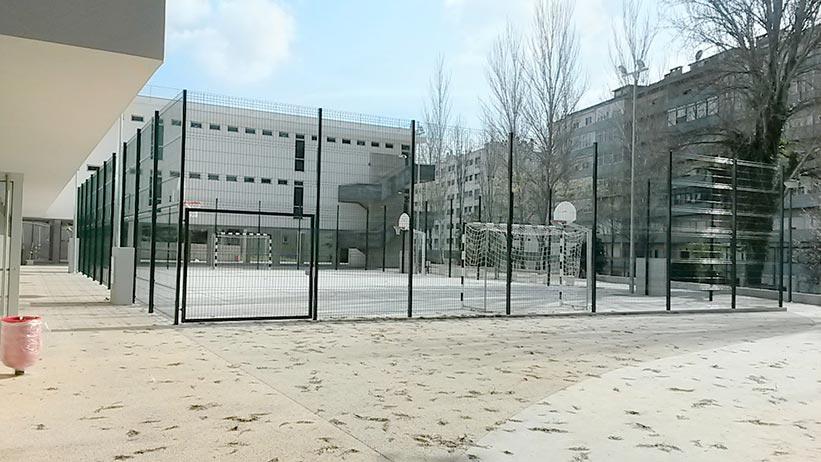 escola basica silva porto