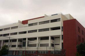 ISEL reabilitação fachadas