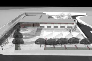Reconstrução e Requalificação do Centro Escolar de Cerveira