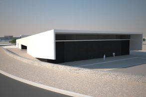 Edifício das Autoridades do porto do Porto Santo